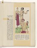 Art – Goût – Beauté, Feuillets de l 'élégance féminine, Mai 1931, No 129, 11th Année, p. 15.