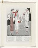 Art – Goût – Beauté, Feuillets de l 'élégance féminine, Mars 1932, No 139, 12th Année, p. 7.