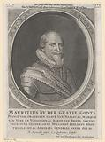 Portrait of Maurice, Prince of Orange
