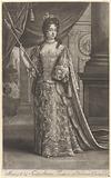 Portrait of Maria II Stuart