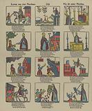 Life of Saint Nicholas / Vie de Saint Nicolas