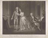 Portrait of Louise, Princess of Orange-Nassau, William I Frederick, King of the Netherlands, and Frederick, Prince of …