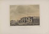 Artillery barracks in the Citadel of Antwerp, 1832