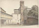 Basilica and Monastery of SS. Giovanni e Paolo in Rome.