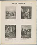 Biblical children's prints