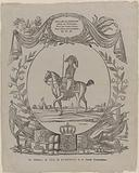 William the first, / King of the Netherlands, / Prince of Orange-Nassau, / Grand Duke of Luxembourg, / etc. Etc. Etc.