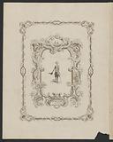 Le Bal Costumé donné au Palais de SAR Monsignor le Prince d'Orange au 26 Fevrier 1845