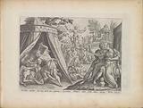 Israel worships the Baal of Peor, and Phinehas kills Zimri and Kozbi