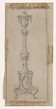 Design for the base of a crucifix