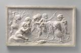 Bachanal of Eight Putti with a goat