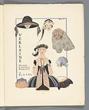 Gazette du Bon Ton. Art – Modes & Frivolités: Advertising Material.