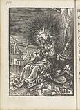 Maria as Mater dolorosa