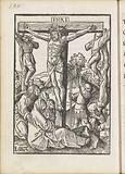 Christ on the cross