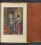 Christ appears to his mother Mary