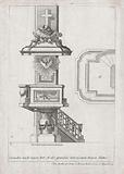 Pulpit with the Lamb and the Book of the Seven Seals