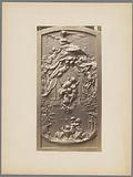 Relief with allegory of spring, with (presumably) Flora and putti