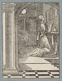 Esther prays and fasts