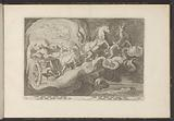 Phaethon rides his father's chariot