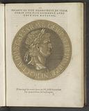 Portrait of Emperor Nero
