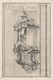 Pulpit with smoking barrel