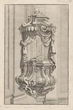 Pulpit with drapes