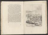 Arrival of Maria de 'Medici in Harwich harbor