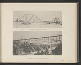 Two views of bridges in India and America