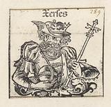 King Xerxes II