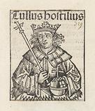 Koning Tullus Hostilius