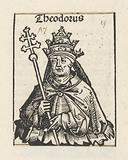 Paus Theodorus I