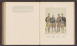 Photo reproduction of a drawing of portraits of John Maclachlan, Hugh Grahame, James Macfarlane and Angus Colquhoun
