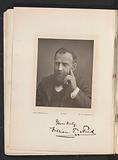 Portrait of William Thomas Stead