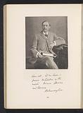 Portrait of Henry William Massingham