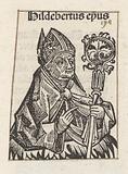 Bishop Hildebert of Lavardin