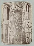 South transept of Rouen Cathedral