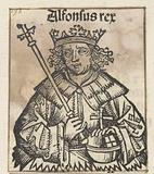 King Alfons V the Generous