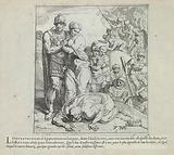 Agamemnon and Cassandra return to Mycenae
