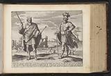 King Darius I and King Xerxes