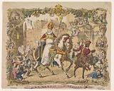 Arrival of Saint Nicholas