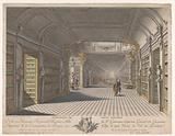 Library of the Abbey of Sainte-Geneviève in Paris