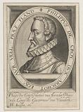 Portrait of Philip III of Croÿ, Duke of Aarschot