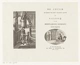 Father and son in museum and Pietro da Cortona