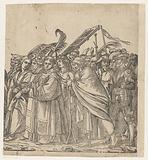 Triumph of Christ (seventh part)