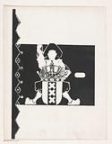 Band design for: Uncle Ben, Jan Klaassen, 1913.