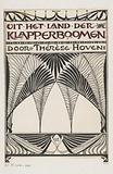 Band design for: Thérèse Hoven, From the Land of the Klapperboomen, 1897.