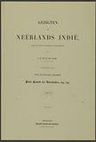 Cover with text sheet and prints about the Dutch East Indies: fifth episode.