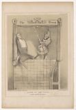 Puppet show with William Busfield Ferrand as Punch