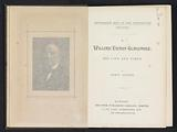 William Ewart Gladstone his life and times