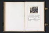 Photo reproduction of a print after a fresco of the construction of the temple of Solomon by Raphael for the loggias …