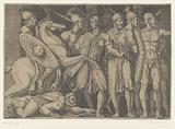 Trajan Fighting with Dacians, c 101–106